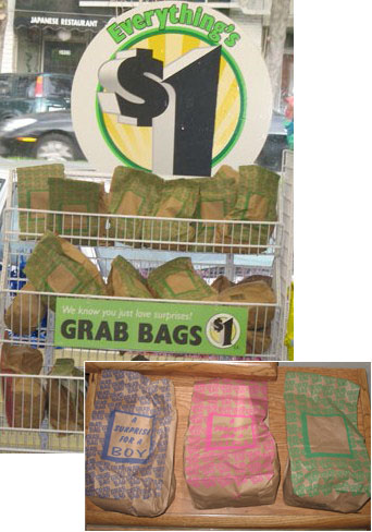 These Grab Bags Merge Poor People S Penchant For Surprise With Their Complete Lack Of Taste