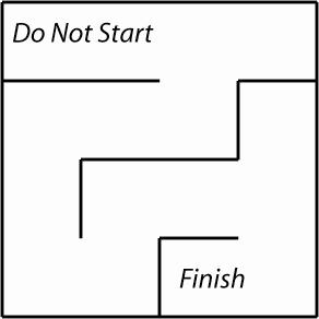 Postmodern Maze #2
