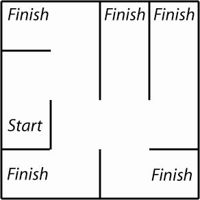 Postmodern Maze #3